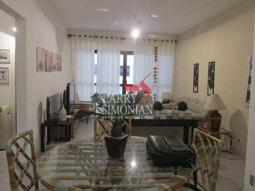 Apartamento, código 201 em Guarujá, bairro Pitangueiras