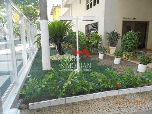 Apartamento, código 135 em Guarujá, bairro Barra Funda