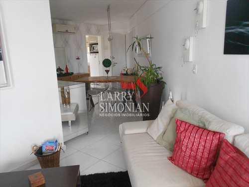 Apartamento, código 277 em Guarujá, bairro Jardim Las Palmas