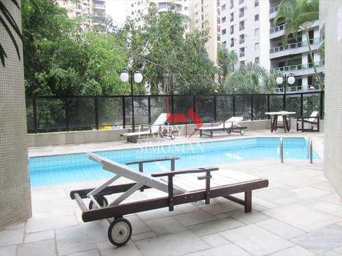 Apartamento, código 213 em Guarujá, bairro Pitangueiras