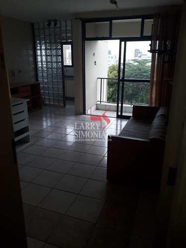 Apartamento, código 601 em Guarujá, bairro Enseada