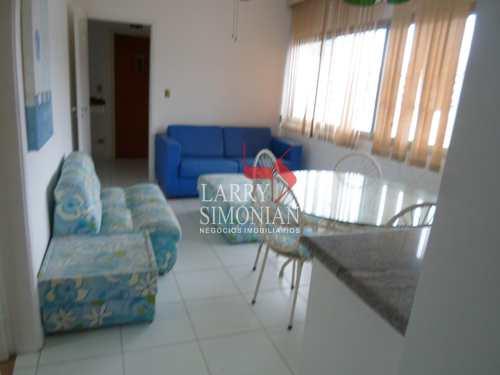 Apartamento, código 607 em Guarujá, bairro Barra Funda