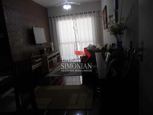 Apartamento, código 636 em Guarujá, bairro Jardim Tejereba