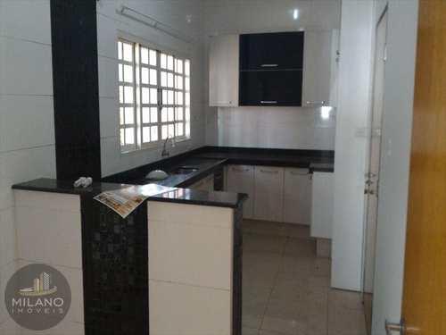 Casa, código 262 em Três Lagoas, bairro Jardim Alvorada