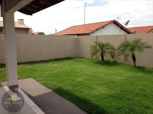 Casa de Condomínio, código 242 em Três Lagoas, bairro Recanto das Palmeiras