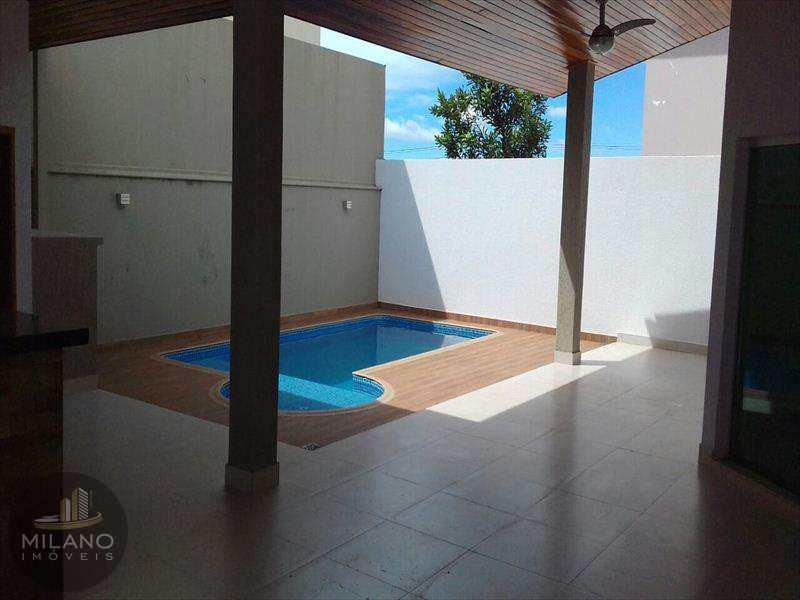 Casa de Condomínio em Três Lagoas, no bairro Portal das Águas