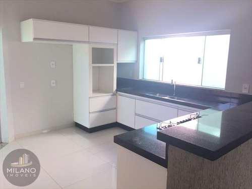 Casa de Condomínio, código 238 em Três Lagoas, bairro Portal das Águas