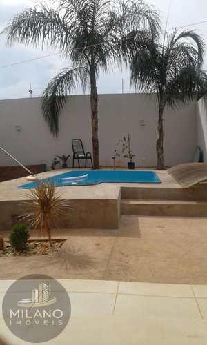 Casa, código 294 em Três Lagoas, bairro Ipê