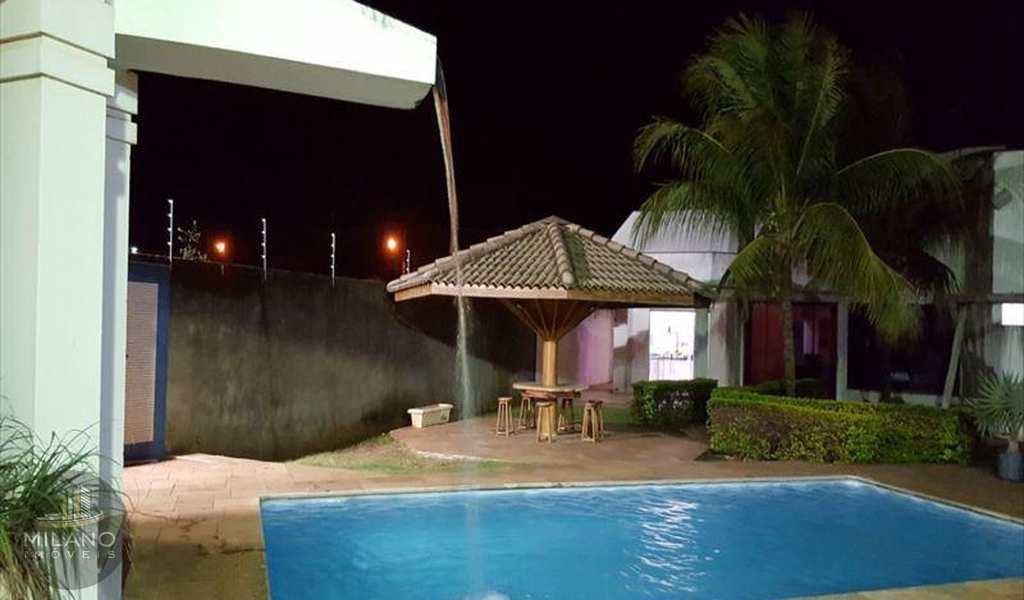 Casa em Três Lagoas, bairro Jardim Alvorada