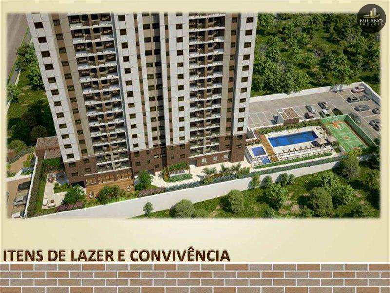 Apartamento em São José do Rio Preto, bairro Jardim Moysés Miguel Haddad
