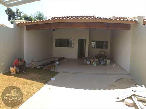 Casa, código 291 em Três Lagoas, bairro Jardim das Oliveiras
