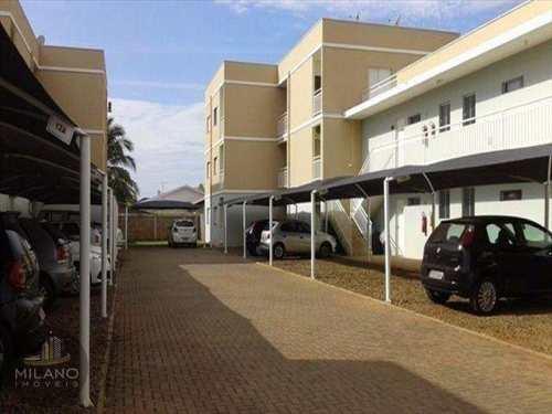 Apartamento, código 190 em Três Lagoas, bairro Bairro Santos Dumont