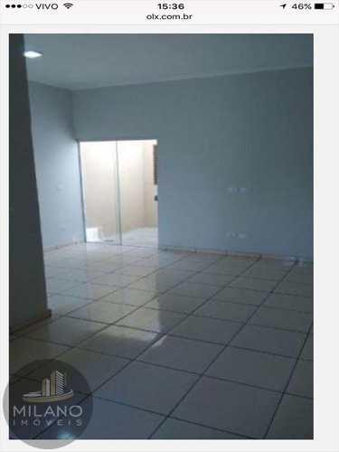 Casa, código 278 em Três Lagoas, bairro São Jorge