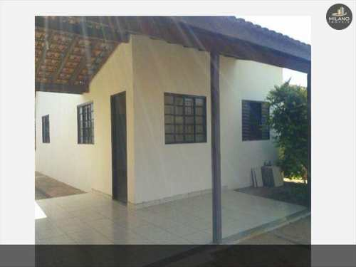 Casa, código 280 em Três Lagoas, bairro Vila dos Ferroviários
