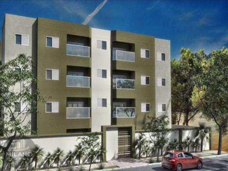 Apartamento em Três Lagoas, bairro Ipê