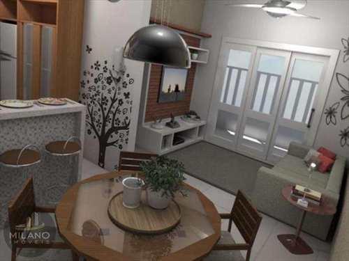 Apartamento, código 157 em Três Lagoas, bairro Ipê