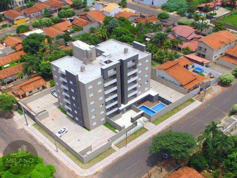 Apartamento em Três Lagoas, bairro Colinos
