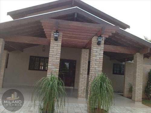 Casa, código 122 em Guapiaçu, bairro Condomínio Jardim Monte Carlo