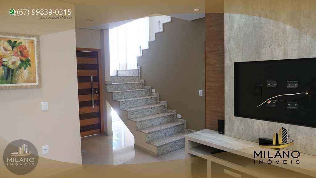 Casa de Condomínio em Três Lagoas, no bairro Recanto das Palmeiras