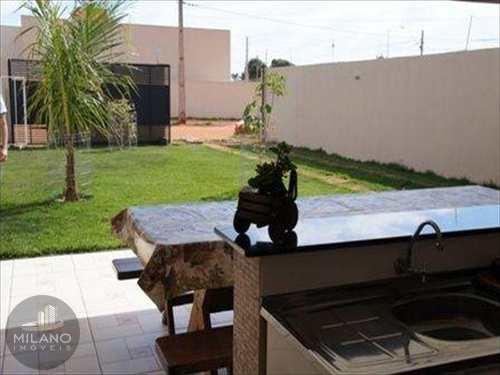 Casa, código 59 em Três Lagoas, bairro Jardim Alvorada