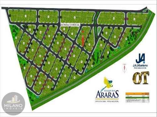 Terreno, código 33 em Três Lagoas, bairro Bosque das Araras
