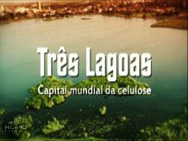 Loteamento em Três Lagoas, bairro Centro