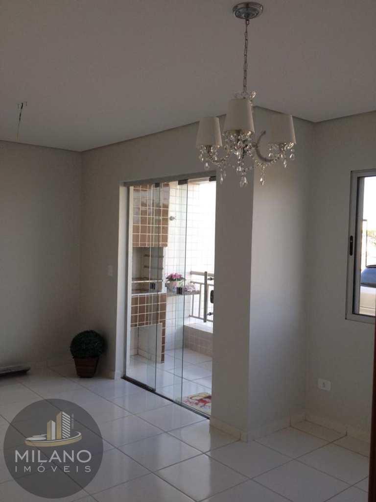 Apartamento em Três Lagoas, bairro Jardim Alvorada