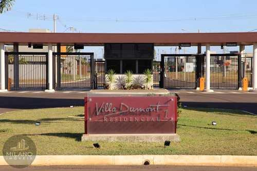 Terreno de Condomínio, código 2 em Três Lagoas, bairro Cond Villa Dumont