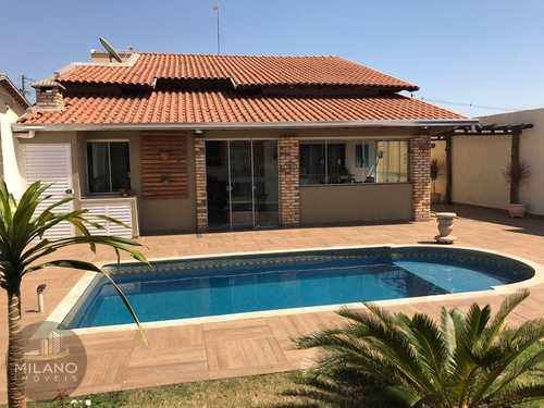 Casa, código 13 em Três Lagoas, bairro Jardim Paranapunga