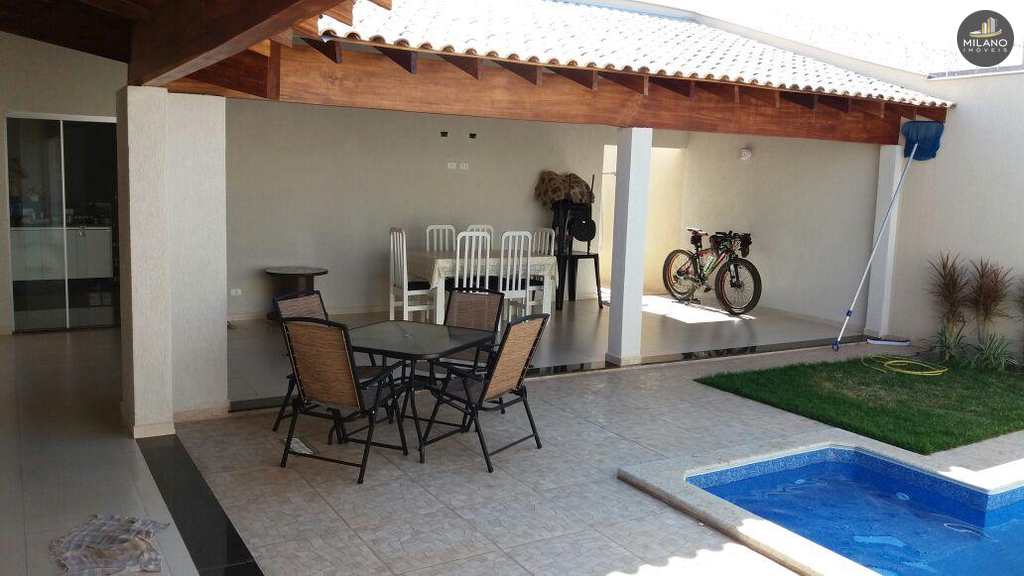 Casa em Três Lagoas, bairro Nova Três Lagoas