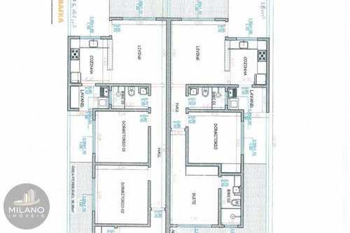 Casa, código 310 em Três Lagoas, bairro Nova Três Lagoas