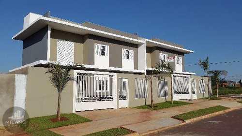 Casa, código 312 em Três Lagoas, bairro Jupiá