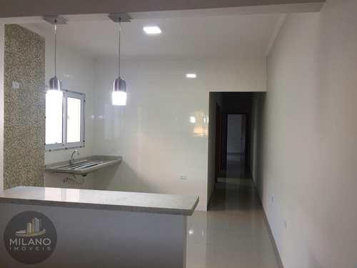 Casa, código 313 em Três Lagoas, bairro Parque Residencial Quinta da Lagoa