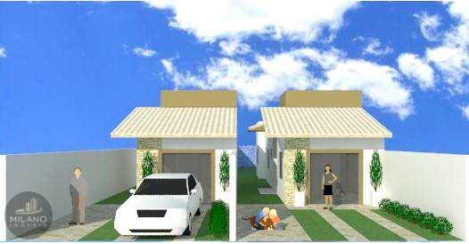 Casa em Três Lagoas, bairro Jardim Bela Vista
