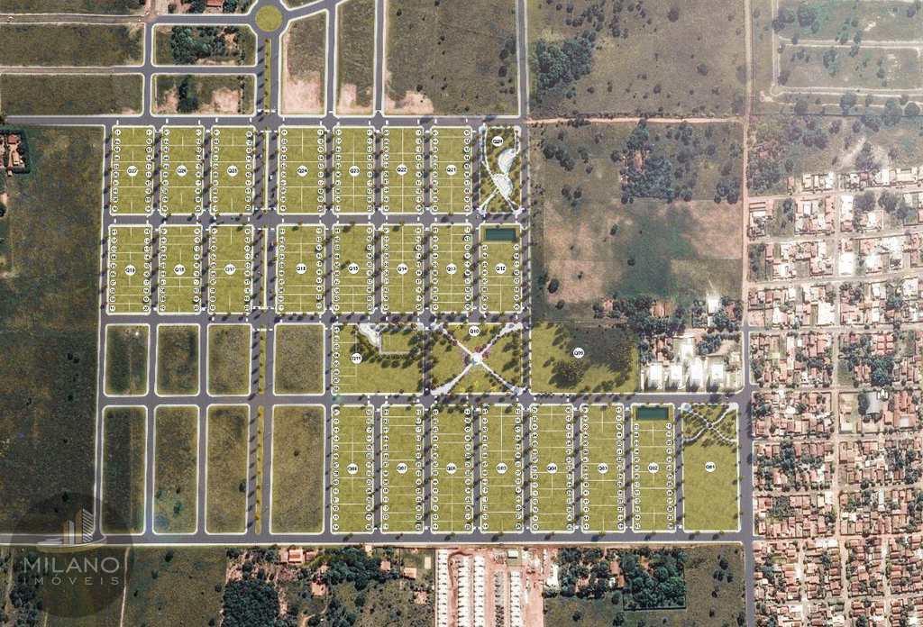 Terreno em Três Lagoas, no bairro Jardim Bela Vista