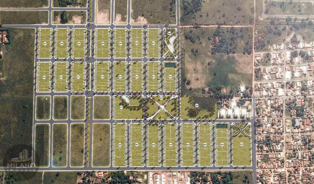 Terreno em Três Lagoas, bairro Jardim Bela Vista