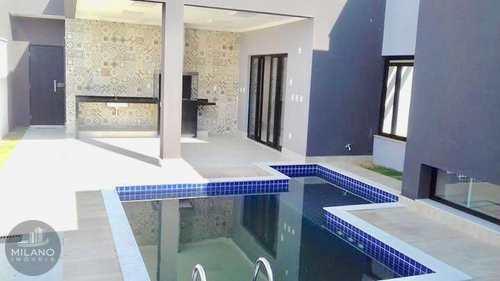Casa de Condomínio, código 330 em Três Lagoas, bairro Residencial Villa Dumont