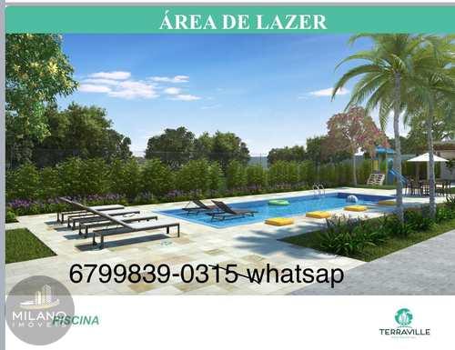Terreno de Condomínio, código 333 em Três Lagoas, bairro Jardim Alvorada