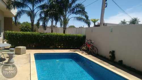 Casa de Condomínio, código 335 em Três Lagoas, bairro Recanto das Palmeiras