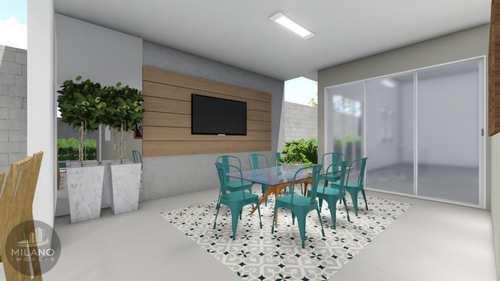Casa de Condomínio, código 345 em Três Lagoas, bairro Jardim Angélica