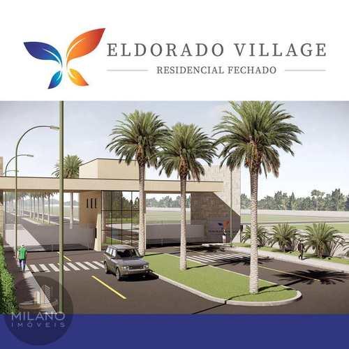 Terreno de Condomínio, código 348 em Três Lagoas, bairro Condominio Eldorado Village