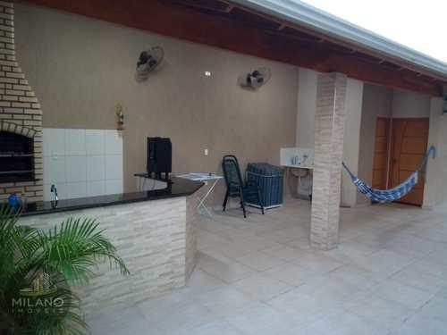 Casa, código 349 em Três Lagoas, bairro Jardim Paranapunga