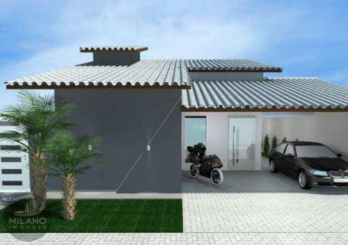 Casa de Condomínio, código 350 em Três Lagoas, bairro Jupiá