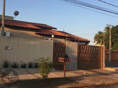 Casa, código 353 em Três Lagoas, bairro Santa Rita