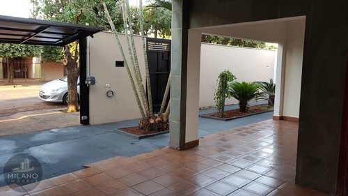 Casa, código 354 em Três Lagoas, bairro Centro
