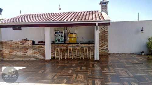 Casa, código 364 em Três Lagoas, bairro Parque das Mangueiras