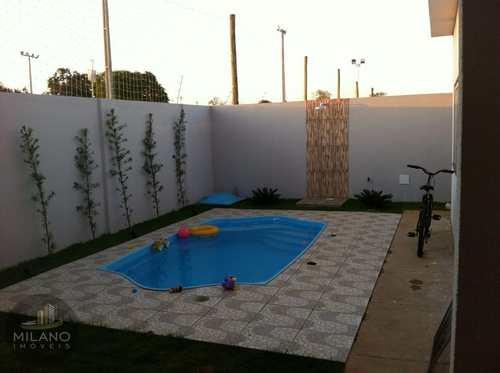 Casa de Condomínio, código 365 em Três Lagoas, bairro Recanto das Palmeiras