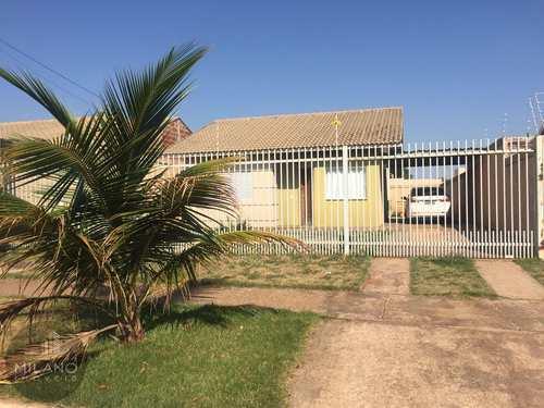 Casa, código 367 em Três Lagoas, bairro Ipê