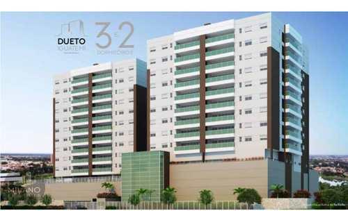 Apartamento, código 370 em Três Lagoas, bairro Jardim Bela Vista