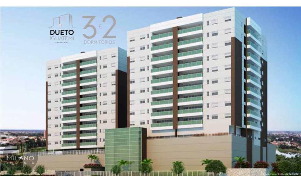 Apartamento em Três Lagoas, bairro Centro